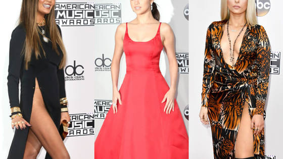 Who is your pick for best dressed??