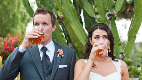 What signature drink should you serve at your wedding? Take our quiz to find out what drink best represents YOU!
