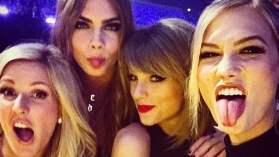 'Style' singer Taylor has a HUGE and ever-growing army of BFF ladies behind her, whether it's in her music videos or joining her on stage. But which member of the #Squad would YOU be?