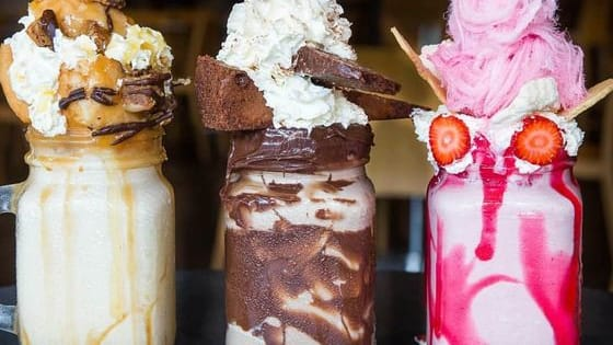 Time to find out what your monstrous freakshake identity is.