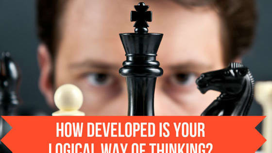 Think you are a pretty logical person? Find out for real!