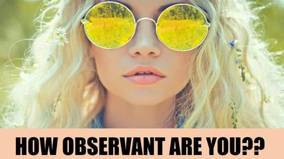 Are you more observant or creative? This tricky vision quiz will test your vision and determine just how observant you really are!