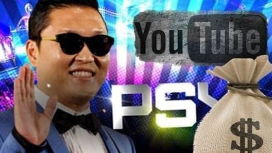 Let's see if you can name the PSY song based on the screenshot.