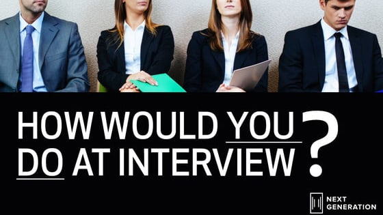 Are you an interviewers dream or nightmare? Do you know how to address those tricky questions or do you just think you do? Take the quiz and find out!