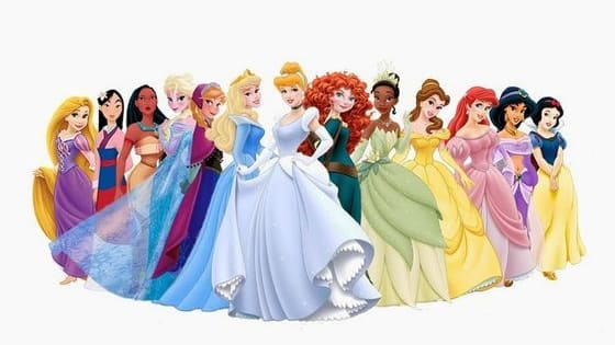Find out which Disney Princess you are like.