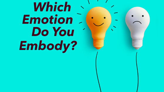 If you could be any emotion, what would you be? Which emotion represents your personality? Take this quiz to find out!