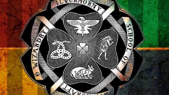 Figure out your Ilvermorny House
