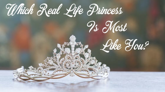 "Everyone has taken the ""which Disney princess are you"" test, but what about which ""real life princess are you"" test!? Just like you and me, every princess is different. Which of the following real life princess are you most similar to? Take this quiz to find out!"