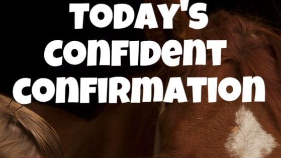 You've heard of Daily Affirmations, right? A Confident Confirmation is a catchphrase you can repeat to yourself to help improve your life and keep you positively confident while  securing your dreams!