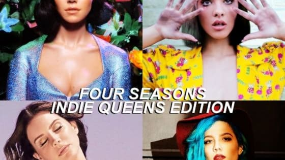 which indie queen are you most like? take this quiz to find out!
