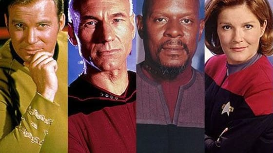 Take this quiz to find out which Star Trek captain you are most like--Kirk, Picard, Sisko, or Janeway?