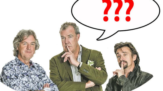 Guess which ex-Top Gear presenter said what
