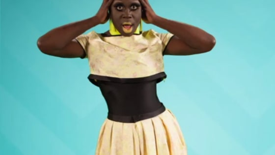"Rupaul drag race season 8 ""say yes to the dress"""