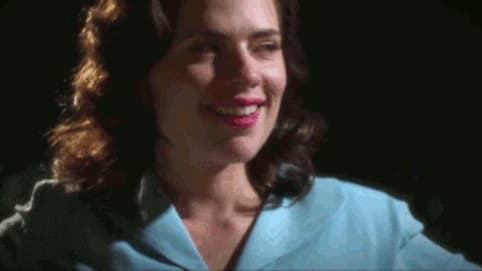 Still not giving up hope that somehow Agent Carter will be resurrected.