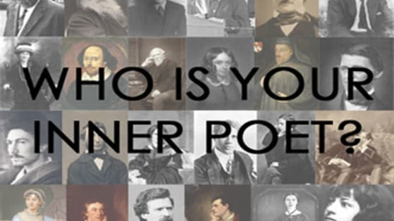 Columbus State Library is celebrating National Poetry Month. Celebrate poetry with us and take our quiz to discover your inner poet!
