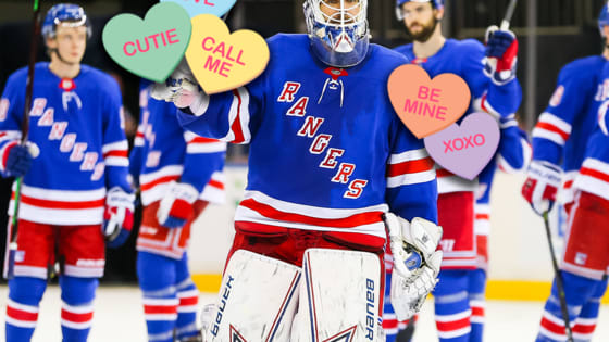Answer the questions and find out which Ranger should be your valentine this year!