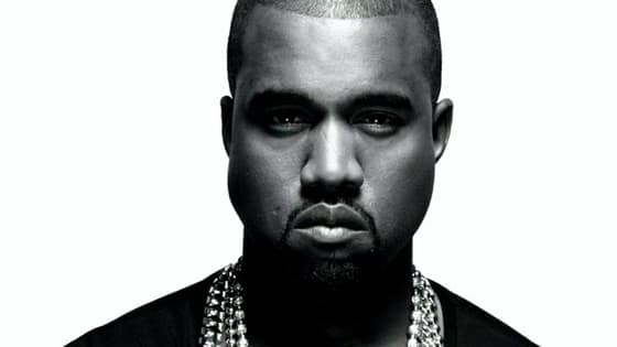 See if you can recognise these memorable Kanye bars.