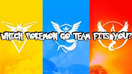 Best Pokemon Go team. What Pokemon Go team should you choose? Which pokemon are you quiz. Which Pokemon Go team is the best?