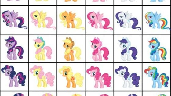 This quiz will show you which mix of two of the mane six ponies you are most like.