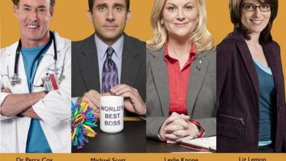 Are you a Perry, a Michael, a Leslie or a Liz? How do you lead others? What do you do when people suck? How will you reach your dreams? What type of manager are you? Find out now!
