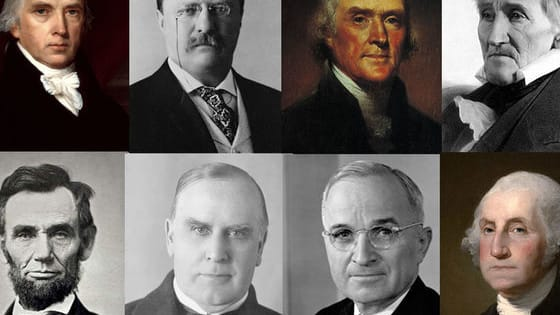 Do you really know where our presidents hail from?