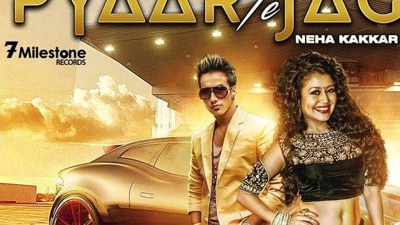 Watch Neha Kakkar In latest punjabi video song  Pyaar Te Jaguar.Music by: JSL Singh, Choreographed by: Sooraj Katoch,Directed By: Robby Singh & Digital Partner: Bull18 .