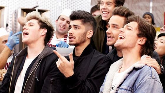 Let's see who's going to be your One Direction boyfriend?