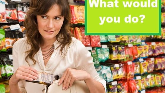 """These """"what would you do"""" questions will show if you are more book smart or street smart."""
