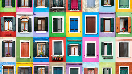 He has photographed hundreds of doors alone. and the results are stunning.