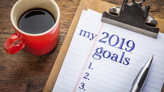 Most people give up on their New Year's resolutions, but that's because they don't use strategy. Here's how you can develop a game plan to achieve success.