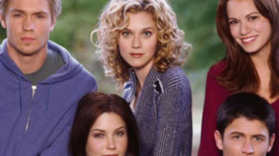 Find out if you're like Peyton, Quinn, Brooke or Haley!