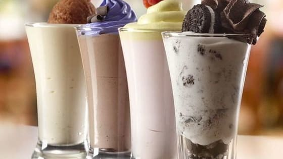 What does a type of milkshake say about your personality? Everything, of course!