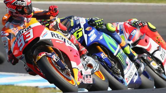 Vote for your favourite last lap in a MotoGP race here. We've picked out some belters!