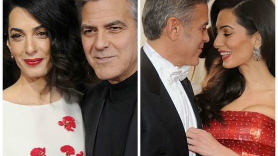 Aside from the fact that they're now blessing the world with Clooney twins, George and Amal are TOTAL relationship goals. Here are some awesome pics that show why!