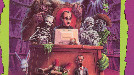 Take our personality quiz to see which monster from the Goosebumps series you are similar to.