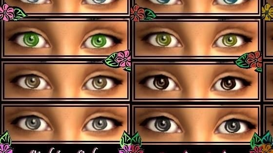 Do you have blue, green, brown or any different eye color? Comment down below if I got your eye color right.