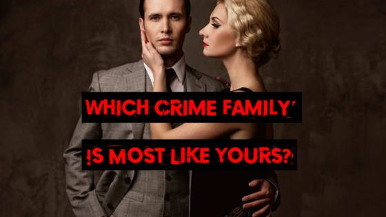 How criminal is your family's behavior, really?