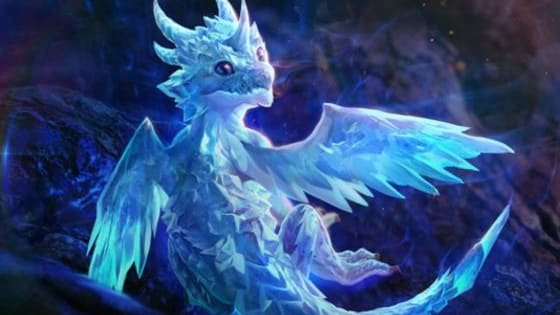 see if you can guess the names of these dragons from the wings of fire series