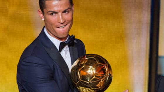 He's the biggest star in the world's most popular sport, combining film star looks with silky skills. Let's learn more about the man who just won his fourth Ballon D'Or.