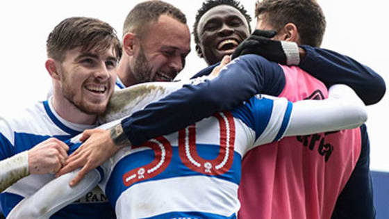 After reaching 50 points this season, how many of our 50 themed QPR quiz can you get?