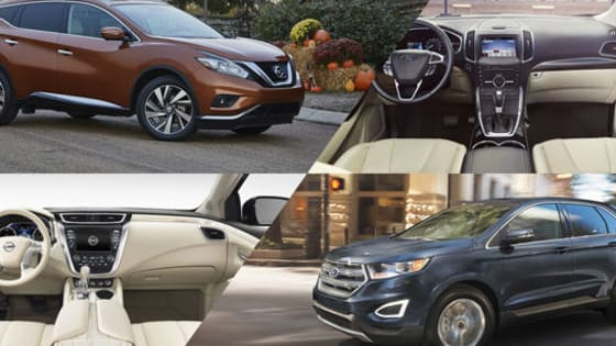 Which crossover would YOU rather own, the Nissan Murano or Ford Edge?