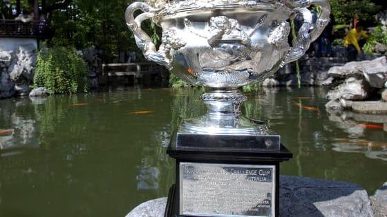 Who will win the Australian Open men's title?