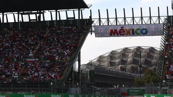 Vote for the outcome of this weekend's F1 action in Mexico City