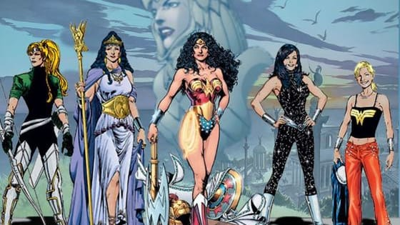 Have you always wondered which of Wonder Woman's sisters you are? Wonder no longer, Wonder Woman!