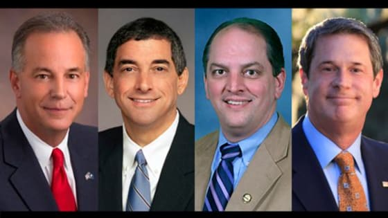 See how much you know about the four major candidates vying to replace Gov. Bobby Jindal this fall.