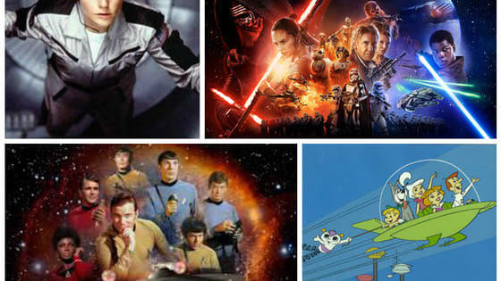 Would you rather meet aliens or kill them? Your answer will tell you which of these sci-fi classics you really belong in!