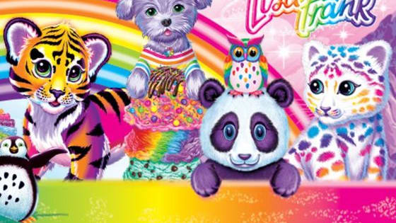 Lisa Frank just announced that it will be releasing the adult coloring book we've all been waiting for. Here is your inner child to tell you all about it!