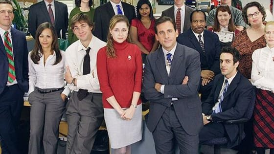 So basically anyone but Andy, Jim, Pam, Michael, and Dwight