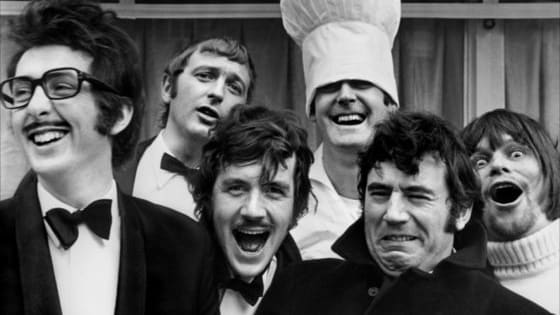 Try and guess the TV shows and films the Monty Python gang did before and after Monty Python.