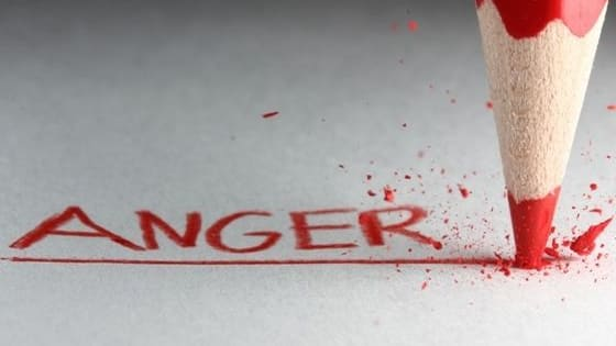 Think you have anger issues? Take the test and let's see what anger you really have!